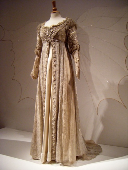 Cinderella Dress from Ever After designed by Jenny Beavan