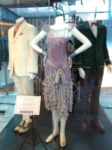 Costumes from the Great Gatsby